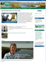 MyWatershedWatch website