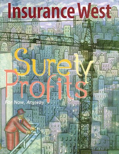 InsuranceWest Surety Profits cover