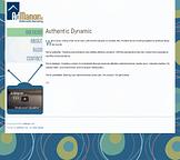 AdManor website