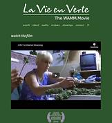 La Vie en Verte: The WAMM Movie website