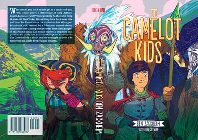 The Camelot Kids bookcover